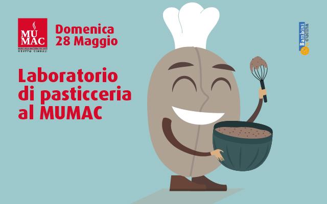 Il pasticciere naturalista: laboratorio di cucina per bambini al Mumac
