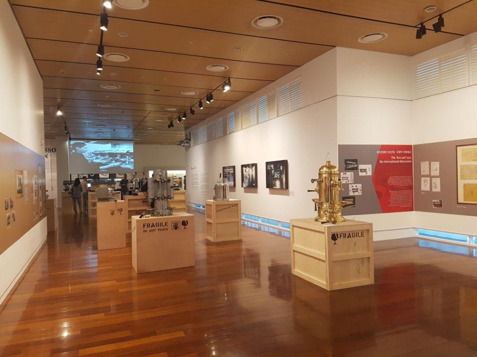 Espresso Design: inaugurazione della mostra temporanea a Seoul