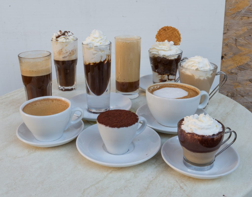 Bevande Caffè Sant'Eustachio