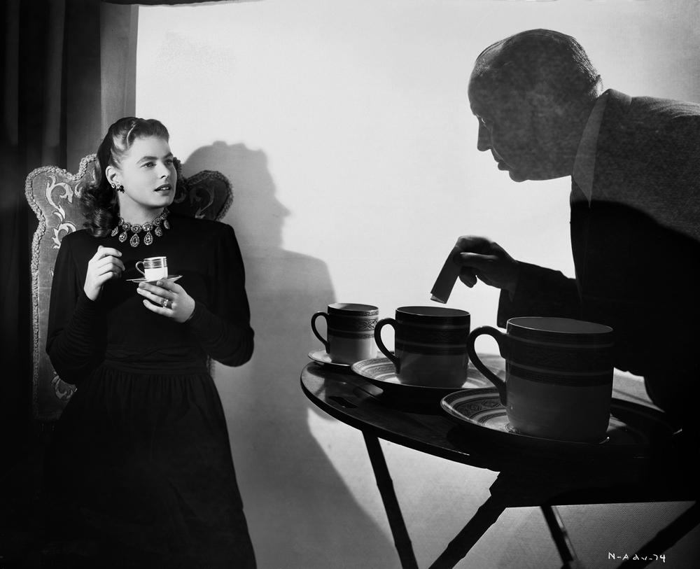 Notorious coffee scene