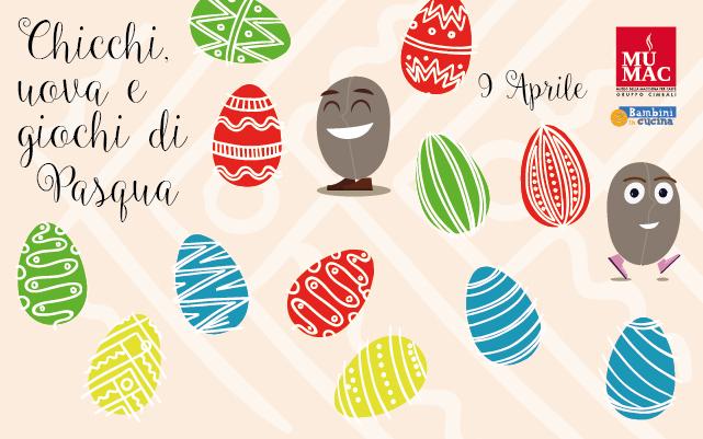 Decorare le uova di Pasqua: laboratorio per bambini al Mumac