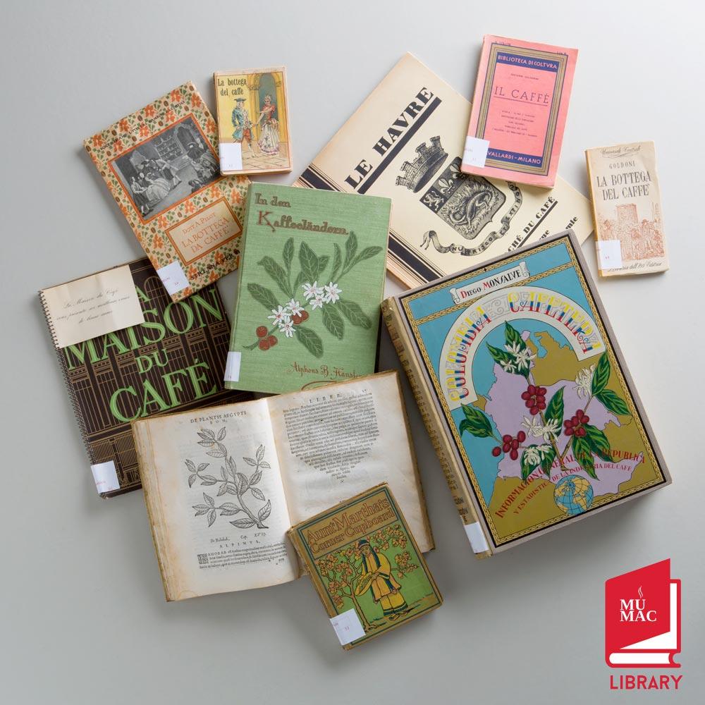 Old books mumac library