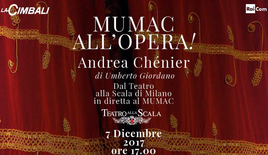 MUMAC all'Opera!
