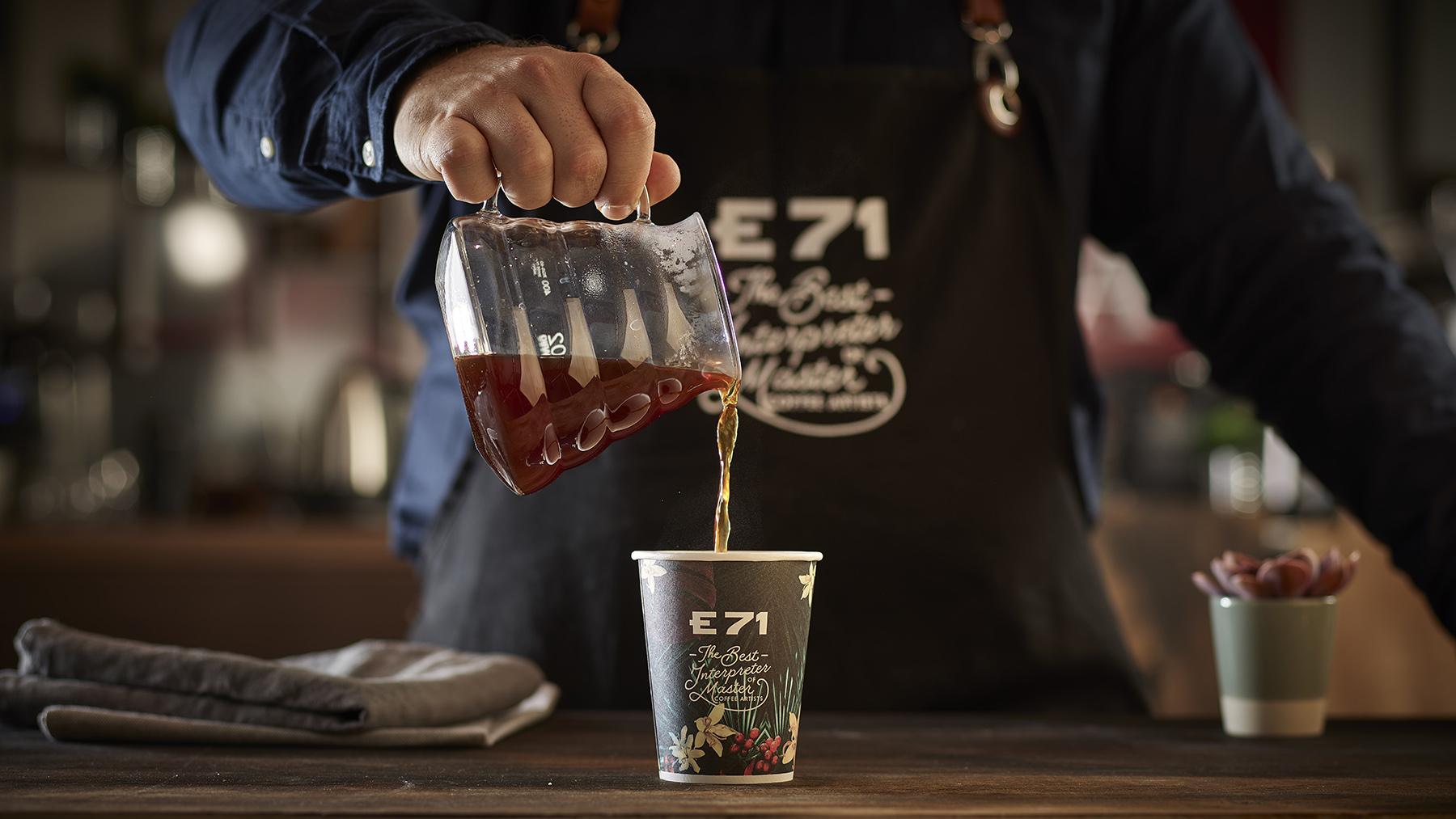 Faema Art&Caffeine